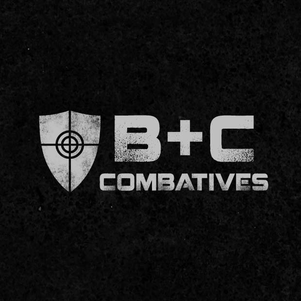 B+C Combatives Logo