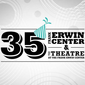 Frank Erwin Center 35th Anniversary Branding