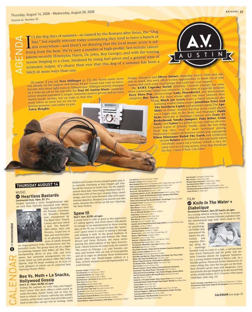 The Onion - A.V. Club Editorial