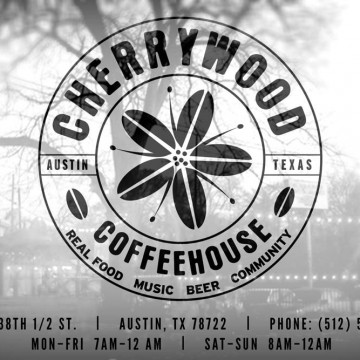 Cherrywood Coffeehouse Ad